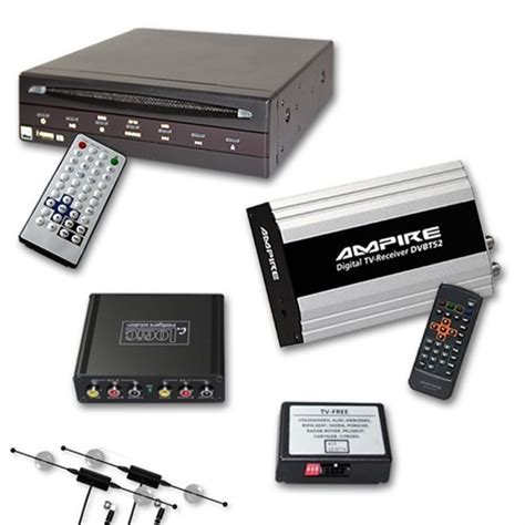 Tv Tuner Outboard dvb t tv tuner dvd player set landrover land rover range vogue sport discovery 4