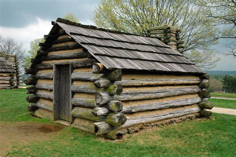 The Cabin by File Valley Forge Cabin Jpg