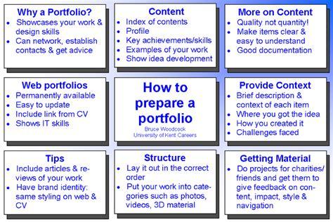 layout of a portfolio of evidence how to create a portfolio