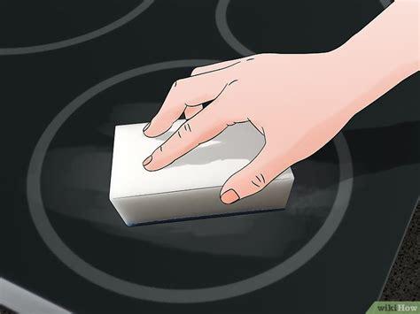 come pulire piano cottura vetroceramica come pulire un piano cottura in vetroceramica wikihow