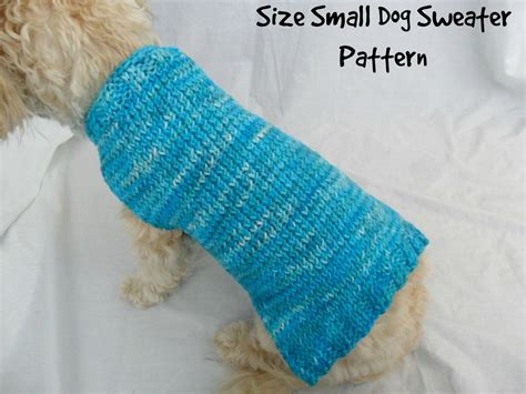 knitting pattern for dog sweater dog sweaters knitting patterns