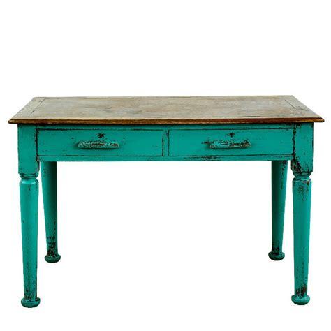 Vintage Table bertie handpainted vintage table by ruby rhino notonthehighstreet