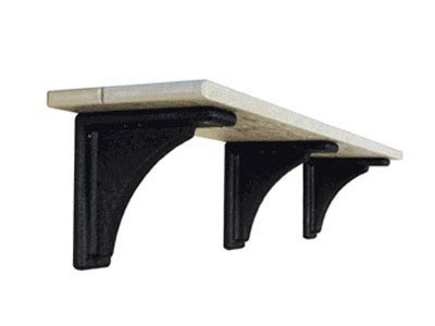 bench wall brackets plastic wall mounted bench brackets