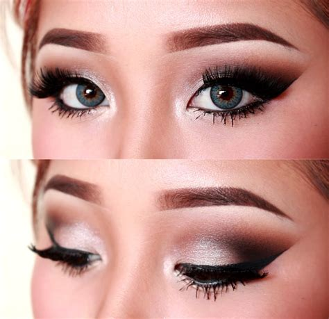 youtube tutorial eyeshadow sultry silver cutcrease eye makeup tutorial youtube