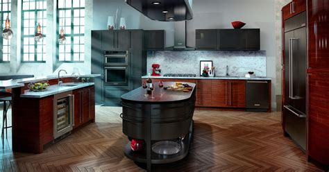 kitchen appliances trend black is the new black are black stainless steel appliances the next kitchen
