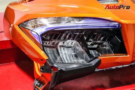 Lu Led Motor Honda Blade kh 225 m ph 225 quot nội thất quot honda air blade 2016 cứng c 225 p v 224 kh 243