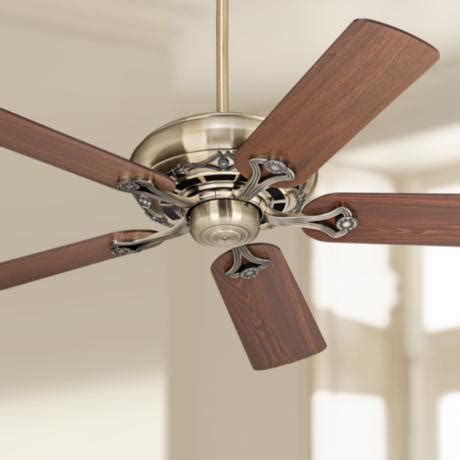 casa vieja ceiling fans 52 quot casa vieja trilogy antique brass ceiling fan r0100