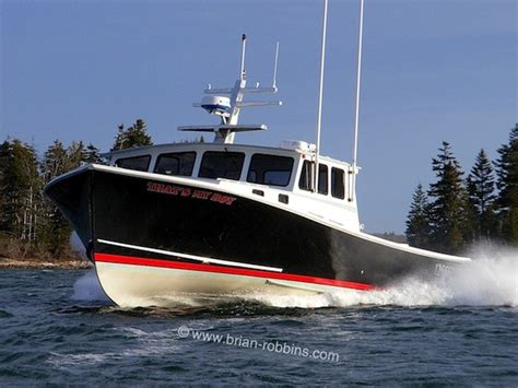 mussel ridge boats downeast boatporn