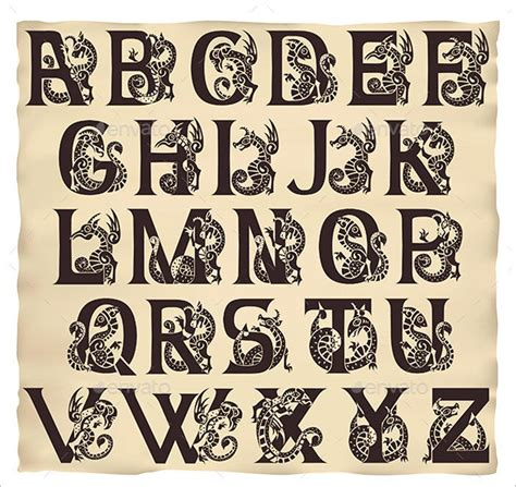 lettere medievali image gallery letters