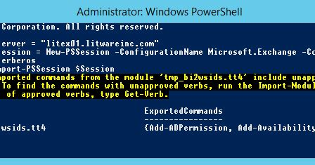 exchange 2013, 2016 remote powershell | technical deep dive