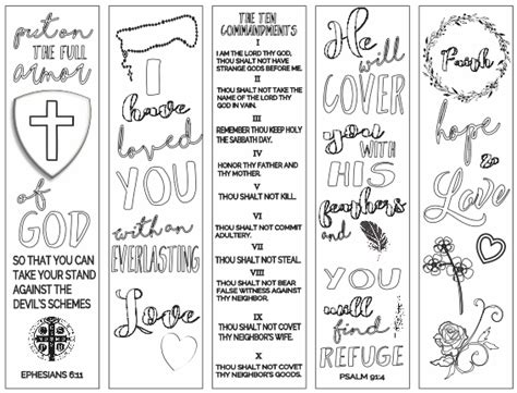 printable christian bookmarks to color christian study tools and art free bookmarks