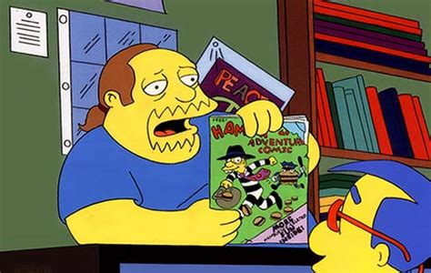 silly simpsons nerds voices and fan artthe simpsons a definitive ranking of the best minor characters from the