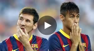 Fc Barcelone Lionel Messi Jaloux Apr 232 S La R 233 V 233 Lation Du