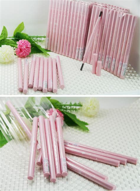 Harga The Shop Design My Eyebrow No 02 new triangle eyebrow pencil comb fg 1039