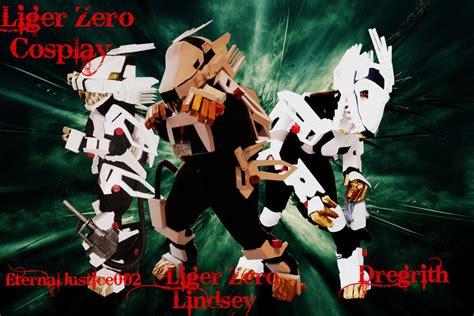 Kaos Anime Liger Zero liger zero wallpaper by ligerzerolindsey on deviantart