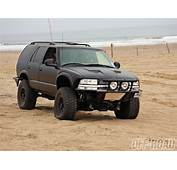 Solid Axle Swapping  A 1996 Chevy S 10 Blazer The