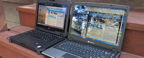 Rugged Dell by Rugged Pc Review Rugged Notebooks Dell 12 Rugged