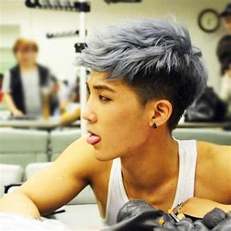 Asian Undercut Hairstyle by 25 Mens Hair Colour Mens Hairstyles 2018
