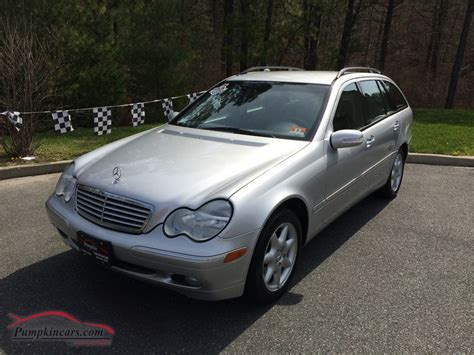 Mercedes C240 2003 by In New Jersey Nj Stock No
