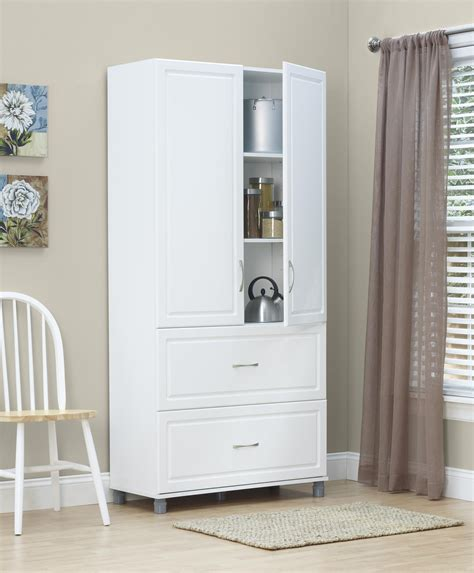 closet storage cabinets with doors systembuild furniture systembuild kendall 36 quot 2 door 2