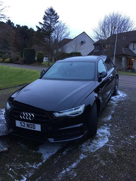 Audi A6 Avant S Line Black Edition by Used 2017 Audi A6 Avant Tdi Quattro S Line Black Edition