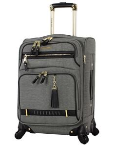 steve madden luggage 3 softside spinner suitcase set collection review 2018 luggage spots