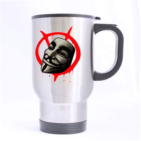 Thermos Jug And Cool 15 Lt Silver Home Line cool v for vendetta customize design silver travel thermal mug sports bottle coffee mugs office