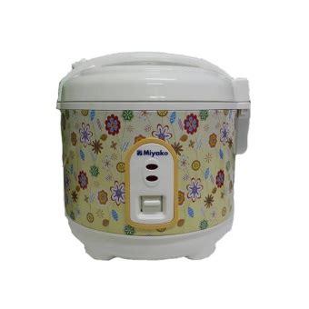 Miyako Mcm 507 1 8 L Rice Cooker daftar harga rice cooker miyako murah terbaru update