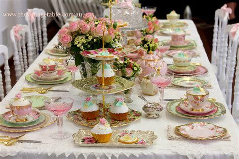 A Series Of Tea rrific Tea Party Ideas: Tea Party Themes