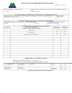 Transmittal Form Template by 6 Fax Transmittal Template Authorizationletters Org