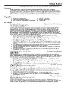 Supply Chain Specialist Cover Letter by Professional Supply Specialist Templates To Showcase Your Talent Myperfectresume