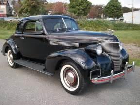 1939 chevrolet master 85 2 door coupe 96342