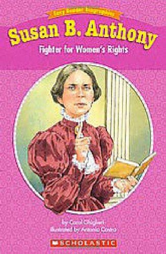 Susan B Anthony Biography In Spanish | susan b anthony lexile 174 find a book metametrics inc
