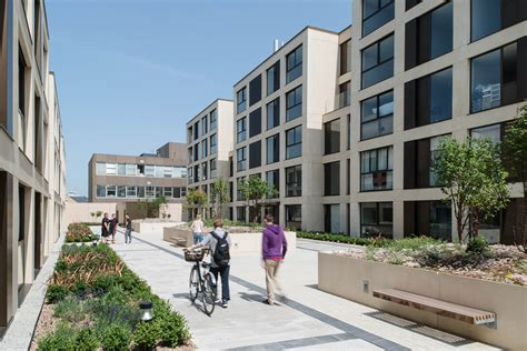 Appartments In Cambridge by Gha Project Parkside Place