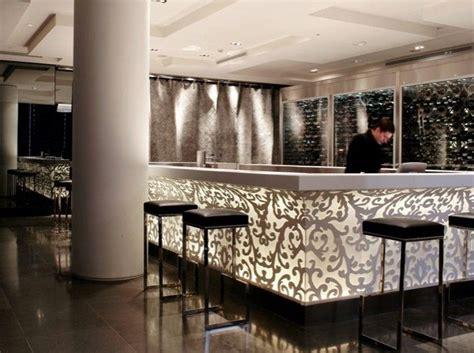 bar comptoir moderne un bar ultra chic urbain tout en cama 239 eu on adore l