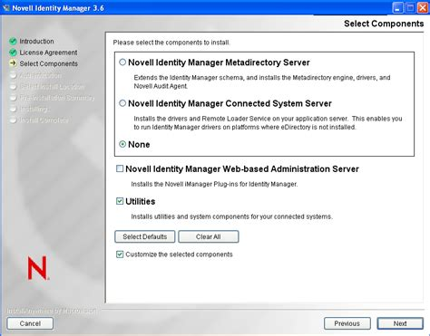 utility checks section 8 novell doc identity manager 3 6 1 driver for active