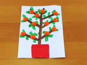new year oranges craft new year activities for