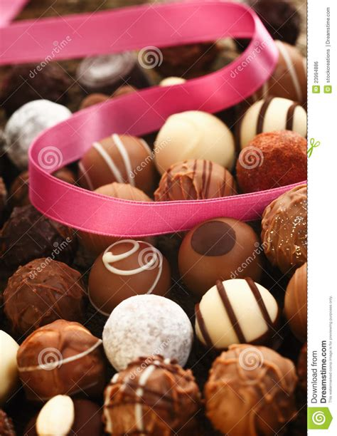 Handmade Chocolate Gifts - handmade chocolate gift royalty free stock image image