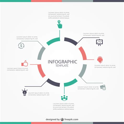 Template Infographic 40 free infographic templates to my creative