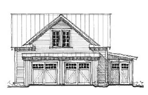 Historic Garage Plans historic garage plan 73758