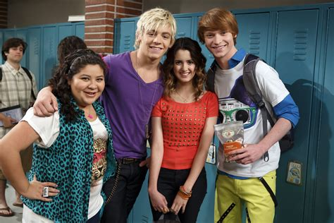 how mach cast hair styles quot austin ally quot finishes filming see how much the cast