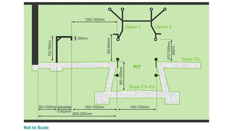 herringbone bail and pit design dairynz