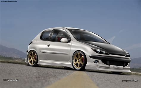 buy peugeot 206 peugeot 206 gt picture 5 reviews specs buy car