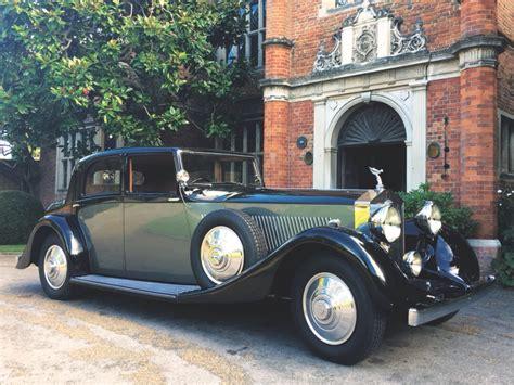 1935 rolls royce 1935 rolls royce phantom ii continental by barker