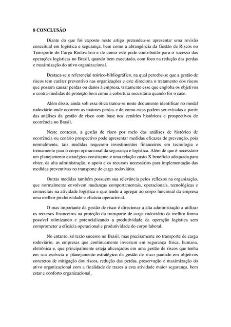 A IMPORTÂNCIA DA GESTÃO DE RISCOS NA PREVENÇÃO DO ROUBO DE