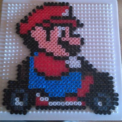 mario kart hama 95 best images about mario kart on perler