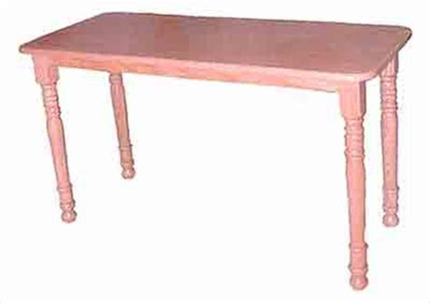 Country Style Sofa Table by Ohio Amish Furniture Index Arts In Heaven