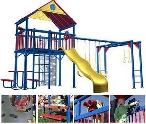 swing sets commercial grade swing sets commercial grade metal playground playset