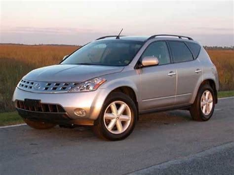 2005 Nissan Rogue by 2005 Nissan Murano Pictures Cargurus