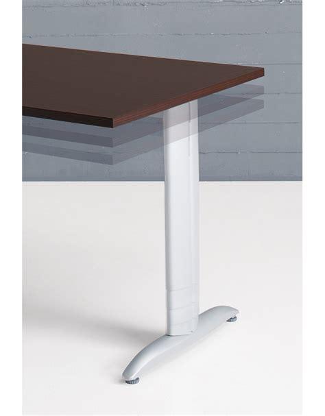 gambe per scrivanie scrivania dattilo per ufficio con gambe a t da 100x60x72h